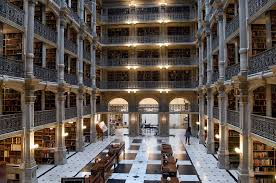 Explore George Peabody Library Baltimore Today s Homepage