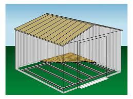 8x6 Storage Shed Plans by Amazon Com Arrow Sheds Fb106 Floor Frame Kit For 8 U0027x6 U0027 U0026 10 U0027x6