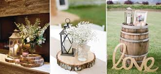 Rustic Wedding Decorations Ideas For A Decoration