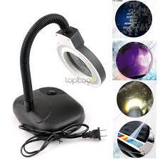 Magnifier Lamp 10x Magnification by Table Magnifier Lamp 10x Digitaldandelion Net