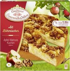 coppenrath wiese alt böhmischer apfel walnuss kuchen
