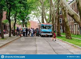 100 Food Truck Festival Nyc People At On Governors Island Editorial Photo Image Of