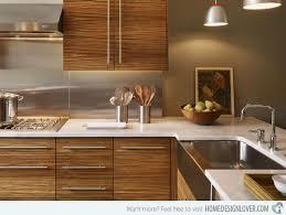 17 Best Ideas About Modern Brilliant Modern Wood Kitchen Cabinets