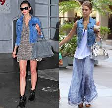denim vest for summer classy blue your glamour