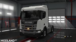 100 Truck Strobe Lights For Grill 130 Mod For ETS 2