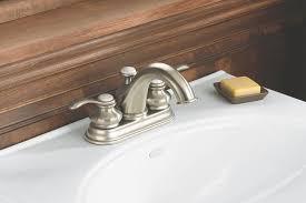 Kohler Fairfax Bathroom Faucet Aerator by Kohler Fairfax K 12266 Majestic Kitchen U0026 Bath