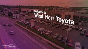 100 West Herr Used Trucks Cribz Toyota Williamsville YouTube