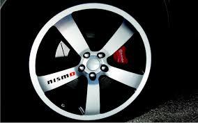 100 Truck Rims 4x4 2020 For X8 NISMO Car VINYL Sticker Decal Wheel Racing 4X4 Rim Emblem Logo Set Of 8 From Redchinatown 211 DHgateCom