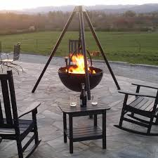 Outdoor Fire Pit Covers Square Paartherapieco