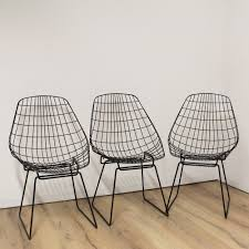 3 X Wire SM05 Dining Chair By Cees Braakman For Pastoe, 1970s   #100405 Dervish Wire Ding Chair Chrome Black Leatherette By Sohoconcept Design Chairs V Chair White Worldwide Shipping Livv Lifestyle Sohoconcept Chairs Bertoria Stool Top 2 Walmartcom Wedingchair 3d Model Ding Cgtrader Sohoconcept Eiffel 2bmod Gold Whosale Prices Apfniturecomau Metropolitandecor Wire Ding Chair Fair White Diamond Fmi1157white The Home Depot Frame Upholstered Platinum West Elm Uk