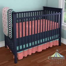 Coral And Mint Baby Bedding by Blue Baby Crib Silk Baby Blue Crib Bedding Set Little Crown