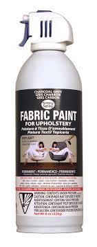 peinture pour tissus canapé teinture tissu ameublement simply spray gris aérosol 240 ml