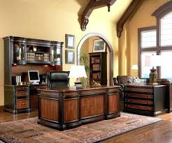Exotic Western Office Interior Furniture And Decor Rustic Style