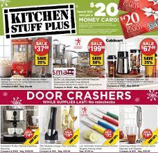 Kitchen Stuff Plus flyer Dec 12 to 24