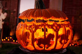 Scariest Pumpkin Carving by Scary Clown Pumpkin Carving Ideas Photo Album Halloween Ideas
