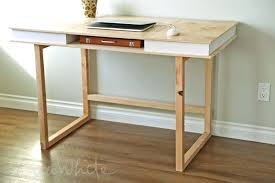 desk how to build a floating desk with drawer how to make a