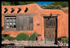 Pictures Of Adobe Houses by Picture Photo Adobe House Santa Fe New Mexico Usa