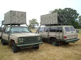 A Hunting Truck