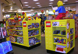 Barnes and Noble Melbourne Is Now A Toy Store