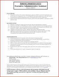 Executive Assistant Resume Samples 2016 Awesome Template Beautiful Of