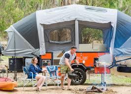 The Air Opus Pop-up Camper Inflates In 90 Seconds Flat... | Mini ...