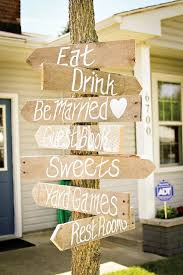 Rustic And Sweet Summer Wedding Ideas Signs Loveitsomuch