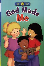 God Made Me Happy Day Coloring Books Gods World Standard Publishing