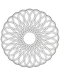 Free Coloring Page Mandalas To Download For 12