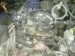 fuite de liquide de refroidissement tdi 130 diesel