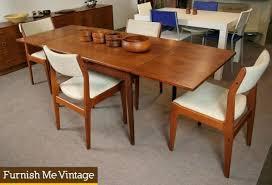 Winning Danish Dining Room Table Teak Set And Chairs Mid Century Rh Criptomasters Info