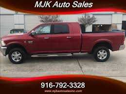 100 Cordova Truck 2010 Dodge Ram 2500 Laramie 67 Cummins Diesel 4x4 4wd For Sale In