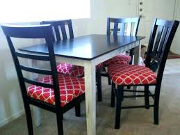 Dining Room Chair Pads Kitchen Table Furniture Seat Cushions With Ties Small Cushion Pa