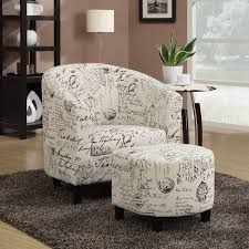 Coaster Company Accent Chair And Ottoman, Off-White - Walmart.com Coaster Fine Fniture 902191 Accent Chair Lowes Canada Seating 902535 Contemporary In Linen Vinyl Black Austins Depot Dark Brown 900234 With Faux Sheepskin Living Room 300173 Aw Redwood Swivel Leopard Pattern Stargate Cinema W Nailhead Trimming 903384 Glam Scroll Armrests Highback Round Wood Feet Chairs 503253 Traditional Cottage Styled 9047 Factory Direct
