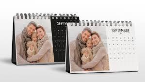 calendrier photo de bureau luxe mensuel monalbumphoto