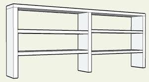 étagère cuisine à poser etagere de cuisine a poser sur plan de travail plutot que de percer