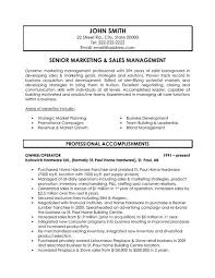 Sample Resume For Sales Marketing Manager In A Hotel Save Resumes Managers Elegant