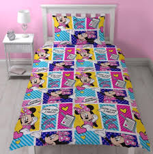 Minnie Mouse Bedding by Minnie Mouse Clothing Toys Party Supplies Bedding U0026 Accessories