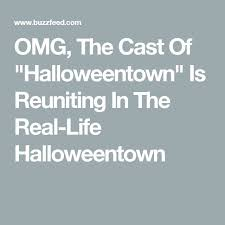 Cast Of Disneys Halloweentown by Best 25 Halloweentown Cast Ideas On Pinterest Diy Halloween