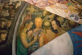 Diego Rivera Rockefeller Center Mural Controversy by Week 2 Secret Art Five Artworks With Secret Political Messages