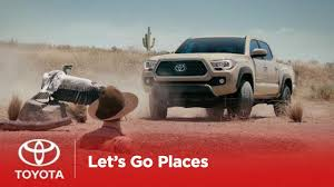 100 Truck Norris Toyota Commercial Introduces To The World Buckle Up