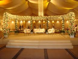 Simple Wedding Stage Decorations Decoration Ideas