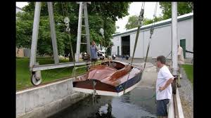 building absolut a saucy little wooden race boat youtube