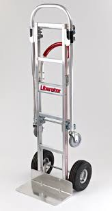 Hand Trucks R Us - Sr. Liberator - Aluminum Convertible Hand Truck ... Hand Trucks R Us Rwm Sr Alinum Convertible Truck Item Keystone And Trailer Install Hts Systems Hts10t Mircocable Sydney Trolleys At85 Folding Treyscollapsible Straight Loop Vertical Grip At 52 W 10 No Flat Wheels Best 2017 Maryland Keep On Trucking Liberator Shopping Trolley Vat Exempt Nrs Healthcare Bp Manufacturings Hand Truck Locked Safely Aboard Hino Equipped With Tilt Mount Ford E2250 Commercial Cargo Delivery Van Hts20s