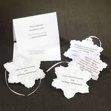 Ideas For Your Winter Wedding Invitation IdeasParte Three