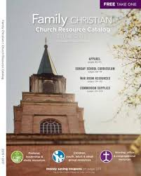 2016 Fall Church Resource Catalog By Family Christian Stores