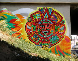 Chicano Park Murals Restoration by Barrio Logan Heights Chicano Park Hole Street Art