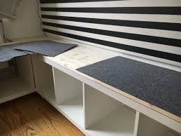 ikea kallax kitchen corner seating ikea hackers ikea