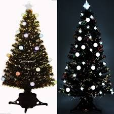3 Ft Fiber Optic Christmas Tree Walmart by Optic Fiber Christmas Trees Christmas Lights Decoration