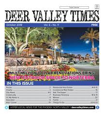 100 Deer Valley Trucking Times October 2018 By Times Issuu