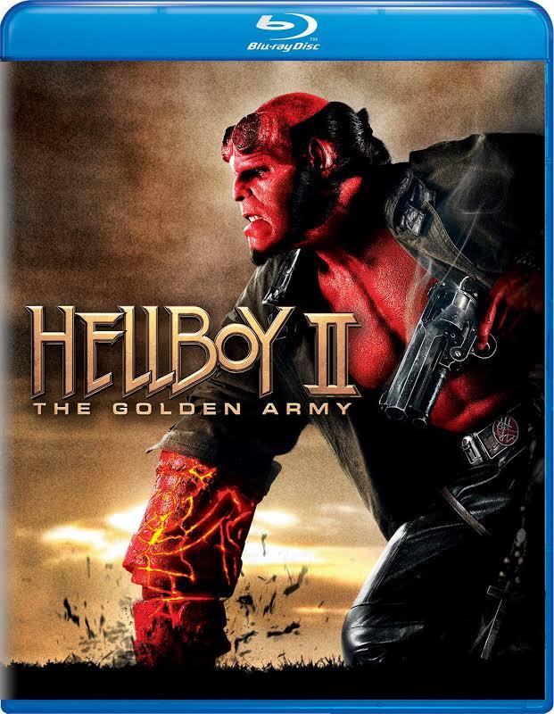 Hellboy II: The Golden Army - BLU-RAY